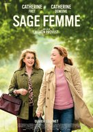Sage femme - Swiss Movie Poster (xs thumbnail)