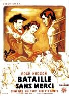 Gun Fury - French Movie Poster (xs thumbnail)