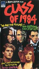 Class of 1984 - British Movie Cover (xs thumbnail)