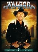 """Walker, Texas Ranger"" - German DVD movie cover (xs thumbnail)"