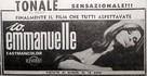 Io, Emmanuelle - Italian poster (xs thumbnail)