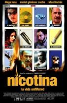Nicotina - Movie Poster (xs thumbnail)