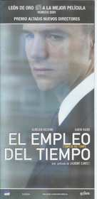 Emploi du temps, L' - Spanish Movie Poster (xs thumbnail)