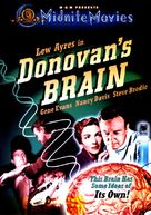 Donovan's Brain - DVD cover (xs thumbnail)