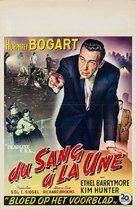 Deadline - U.S.A. - Belgian Movie Poster (xs thumbnail)