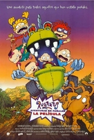 The Rugrats Movie - Mexican Movie Poster (xs thumbnail)
