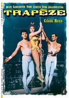 Trapeze - French DVD cover (xs thumbnail)