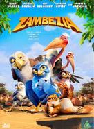 Zambezia - British DVD movie cover (xs thumbnail)