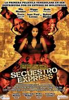 Secuestro Express - Venezuelan poster (xs thumbnail)