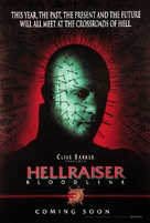 Hellraiser: Bloodline - Movie Poster (xs thumbnail)