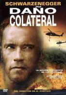 Collateral Damage - Spanish DVD movie cover (xs thumbnail)