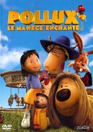 The Magic Roundabout - French Movie Cover (xs thumbnail)