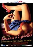 Romance & Cigarettes - Polish Movie Poster (xs thumbnail)