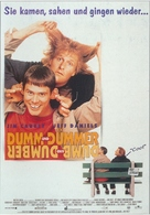 Dumb & Dumber - German Movie Poster (xs thumbnail)