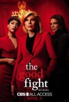 """""""The Good Fight"""" - Movie Poster (xs thumbnail)"""