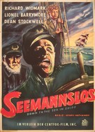 Down to the Sea in Ships - German Movie Poster (xs thumbnail)