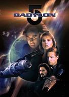 """""""Babylon 5"""" - German Key art (xs thumbnail)"""