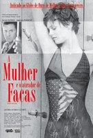 Fille sur le pont, La - Brazilian Movie Poster (xs thumbnail)