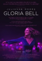 Gloria Bell - Spanish Movie Poster (xs thumbnail)