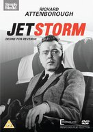 Jet Storm - British DVD cover (xs thumbnail)