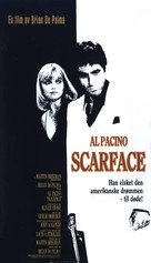 Scarface - Danish Movie Cover (xs thumbnail)