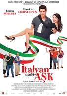 Little Italy - Turkish Movie Poster (xs thumbnail)