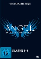 """Angel"" - German DVD movie cover (xs thumbnail)"