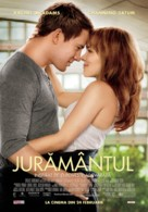 The Vow - Romanian Movie Poster (xs thumbnail)