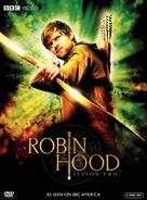 """Robin Hood"" - British DVD cover (xs thumbnail)"