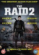 The Raid 2: Berandal - British Movie Cover (xs thumbnail)