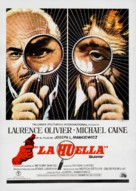 Sleuth - Spanish Movie Poster (xs thumbnail)