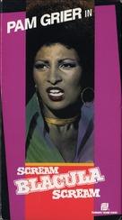 Scream Blacula Scream - VHS cover (xs thumbnail)