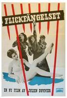 Sous le ciel de Paris - Swedish Movie Poster (xs thumbnail)