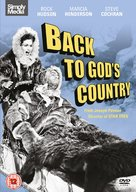 Back to God's Country - British DVD movie cover (xs thumbnail)