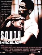 South Central - French Movie Poster (xs thumbnail)