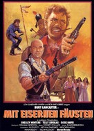 The Scalphunters - German Movie Poster (xs thumbnail)