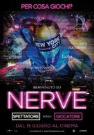 Nerve - Italian Movie Poster (xs thumbnail)