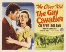 The Gay Cavalier - Movie Poster (xs thumbnail)