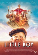 Little Boy - French Movie Poster (xs thumbnail)