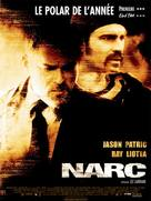 Narc - French Movie Poster (xs thumbnail)