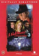 A Nightmare On Elm Street 3: Dream Warriors - Danish Movie Cover (xs thumbnail)
