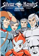 """""""Silverhawks"""" - DVD movie cover (xs thumbnail)"""