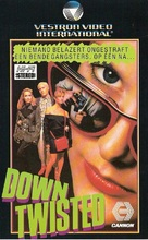 Down Twisted - German VHS cover (xs thumbnail)