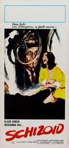 Schizoid - Italian Movie Poster (xs thumbnail)