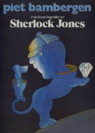 De dwaze lotgevallen van Sherlock Jones - Dutch Movie Poster (xs thumbnail)