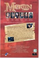 Merlin - Dutch DVD cover (xs thumbnail)