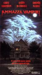 Fright Night - Italian Theatrical poster (xs thumbnail)