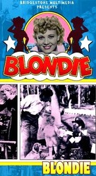 Blondie - VHS cover (xs thumbnail)