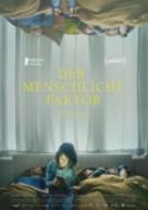 Human Factors - German Movie Poster (xs thumbnail)