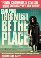 This Must Be the Place - Irish Movie Poster (xs thumbnail)